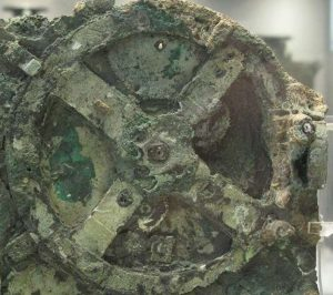 """""""The first computer"""" found in shipwreck near the Greek island of Antikythera"""