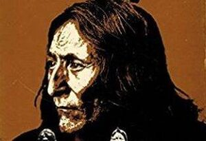 """Chief Crowfoot earned the title """"Chief"""" by his heroism and ability to negotiate in the white man's world."""
